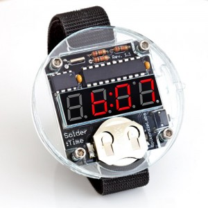 Solder:Time™ Watch Kit