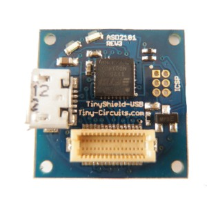 TinyShield USB & ICP - Model ASD2101