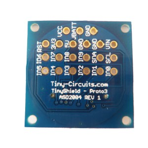 TinyShield Proto Board 3 - Model ASD2004