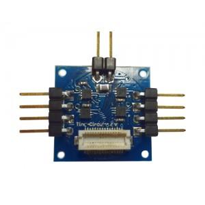 TinyShield Motor x4