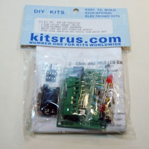 3 Channel RGB LED Controller - Kitsrus