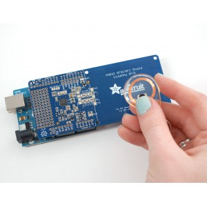 Adafruit PN532 NFC/RFID Controller Shield for Arduino