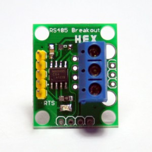 UART to RS485 Convertor (Arduino compatible)