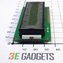 LCD 16x2 Characters with Green backlight