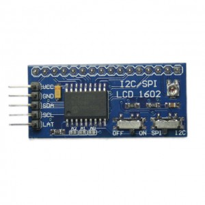 Interface Module for LCD display with I2C  / SPI