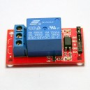 Isolated TTL Controlled Relay (250VAC 10A, NO/NC) - 1 channel - with indicator LED - 5V