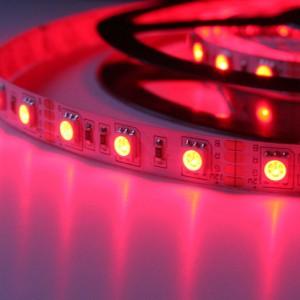 Non Waterproof Flexible RGB LED strip