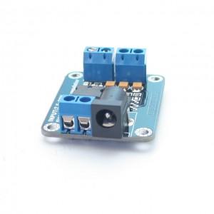 Dual output - 5V and 3.3V DC Voltage regulator breakout board