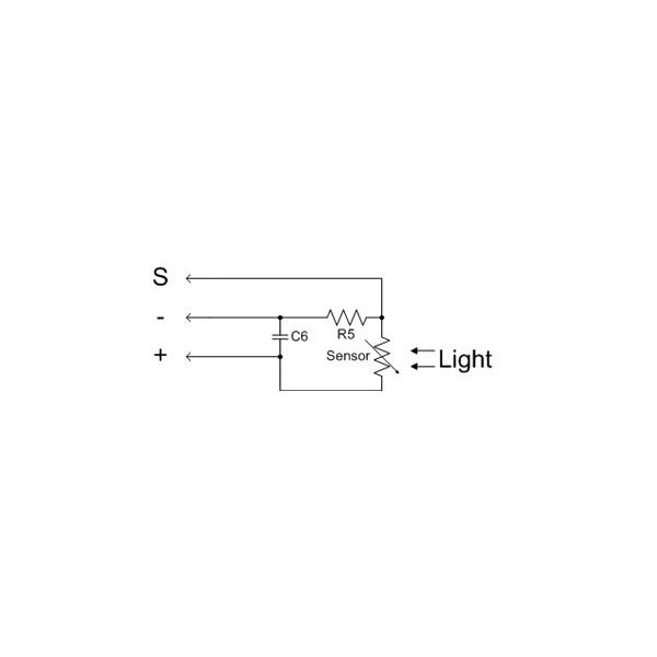 Simple Light Sensor for Arduino - Singapore - 3E Gadgets Pte Ltd