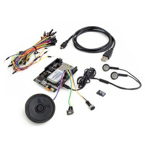 3G/GPRS Shield for Arduino (3G + GPS) + Audio/Video Kit